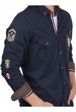 Lucky de Luca ® Hemd Badges