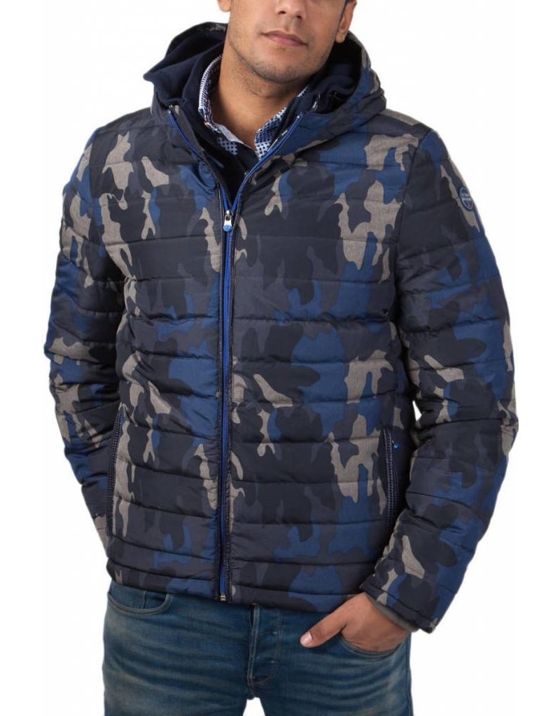NZA - New Zealand Auckland ® Camo Jacke