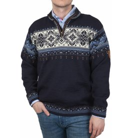 Dale of Norway Dale of Norway® Pullover Blyfjell, Dunkelblau