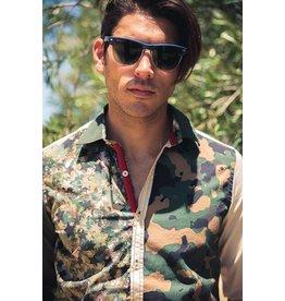 Lucky de Luca Lucky de Luca ® Hemd Camouflage Fantasy