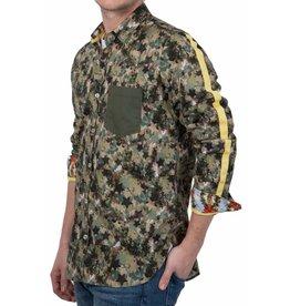 Lucky de Luca Lucky de Luca ® Hemd Camouflage Desert