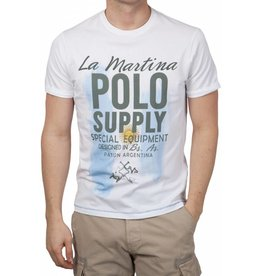 La Martina La Martina ® T-Shirt Polo Supply