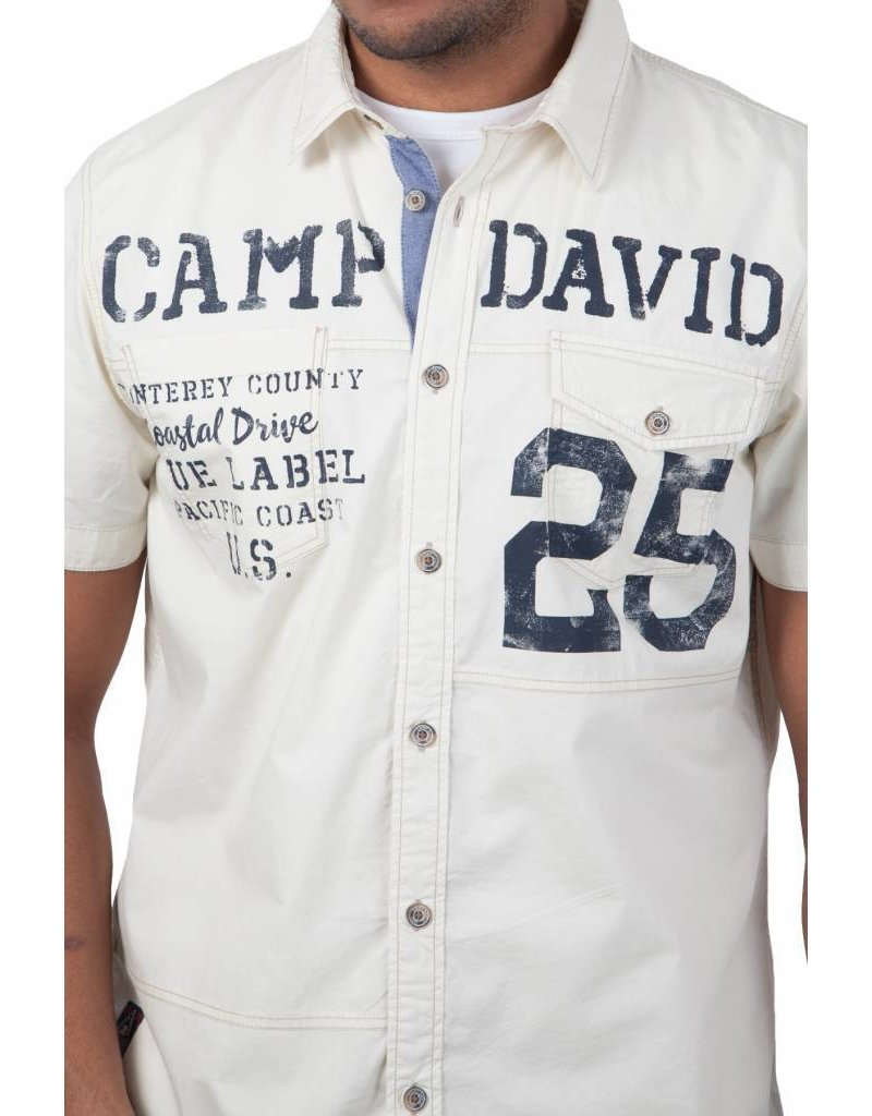Camp David ® Hemd Blue Label