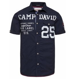 Camp David Camp David ® Hemd Blue Label