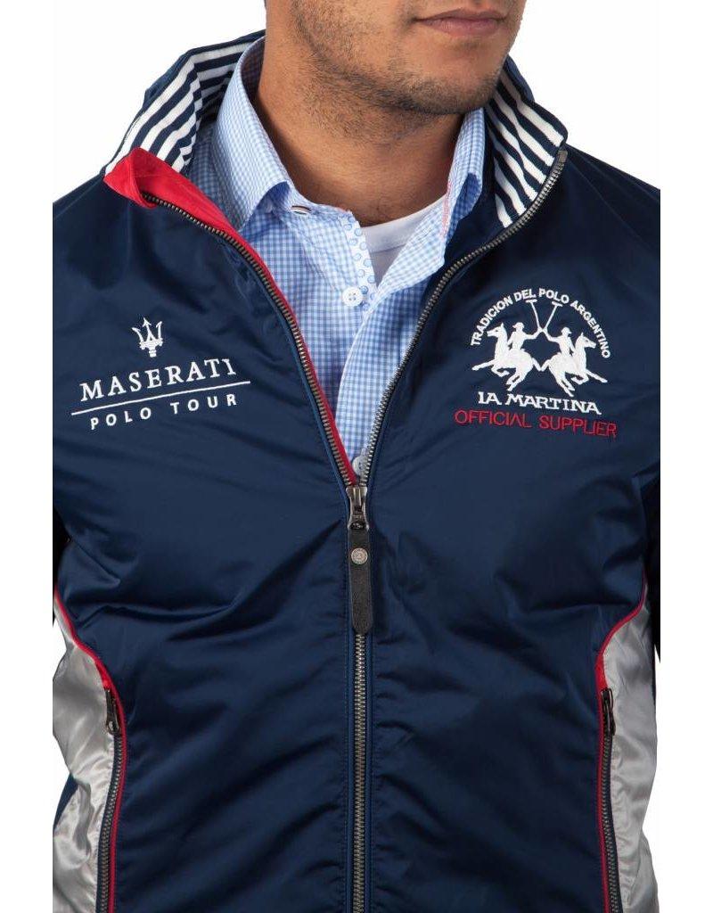 La Martina ® Maserati Jacke, Dunkelblau