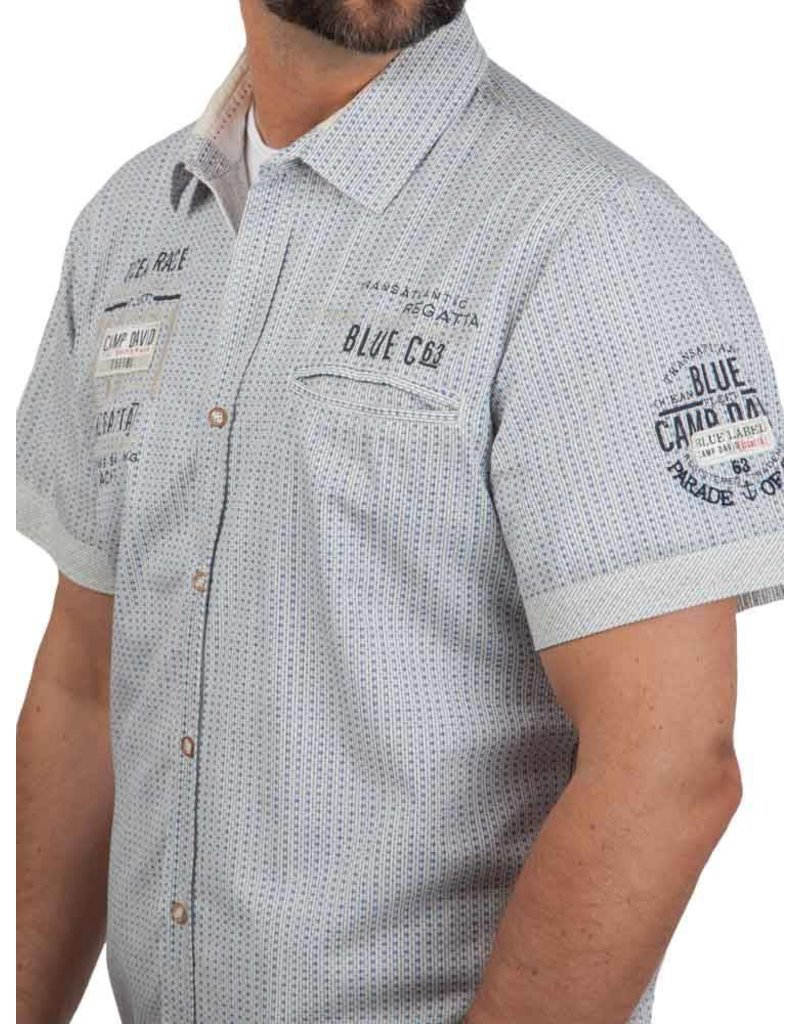 Camp David ® Shirt Ocean Race