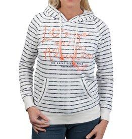 Soccx Soccx ® Sweatshirt Kapuze mit Artwork