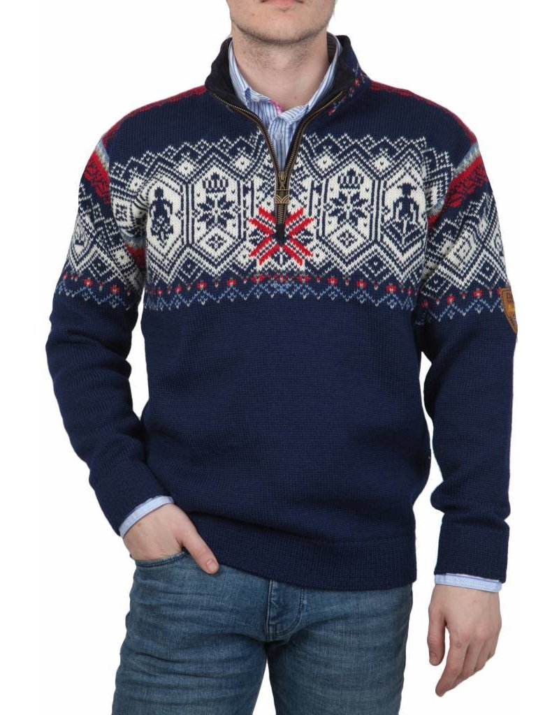 Dale of Norway ® Pullover Norge Masculine
