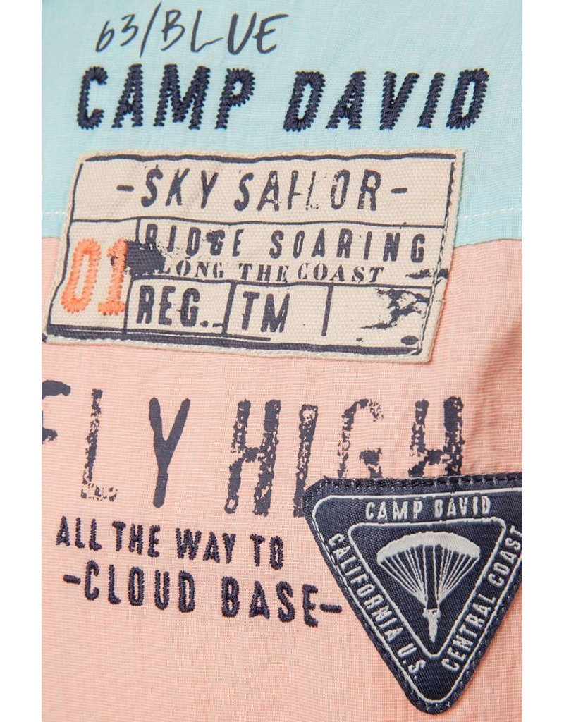 Camp David ® Hemd Fly High