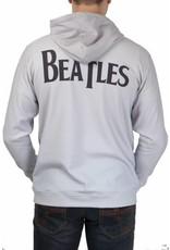 Beatles Grey Cotton Hoodie