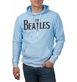 Beatles Blue Cotton Hoodie