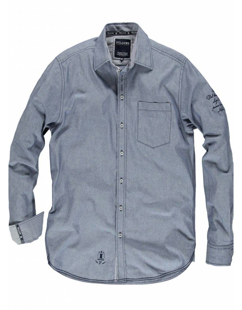 Fellows United ® Shirt Chambray