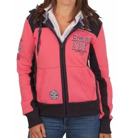 Geographical Norway Geographical Norway ® Damen Crew Strickjacke