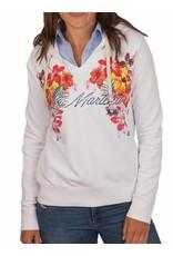 La Martina ® Frauen Sweatshirt