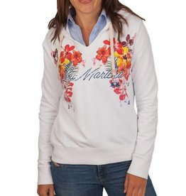 La Martina La Martina ® Frauen Sweatshirt
