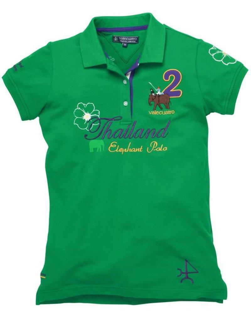 Valecuatro ® Damen Polo Tailand