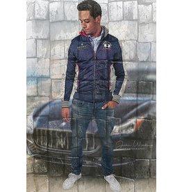 La Martina La Martina ® Maserati Jacke, Dunkelblau