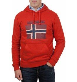Napapijri Napapijri ® Hoodie Sweatshirt Flag