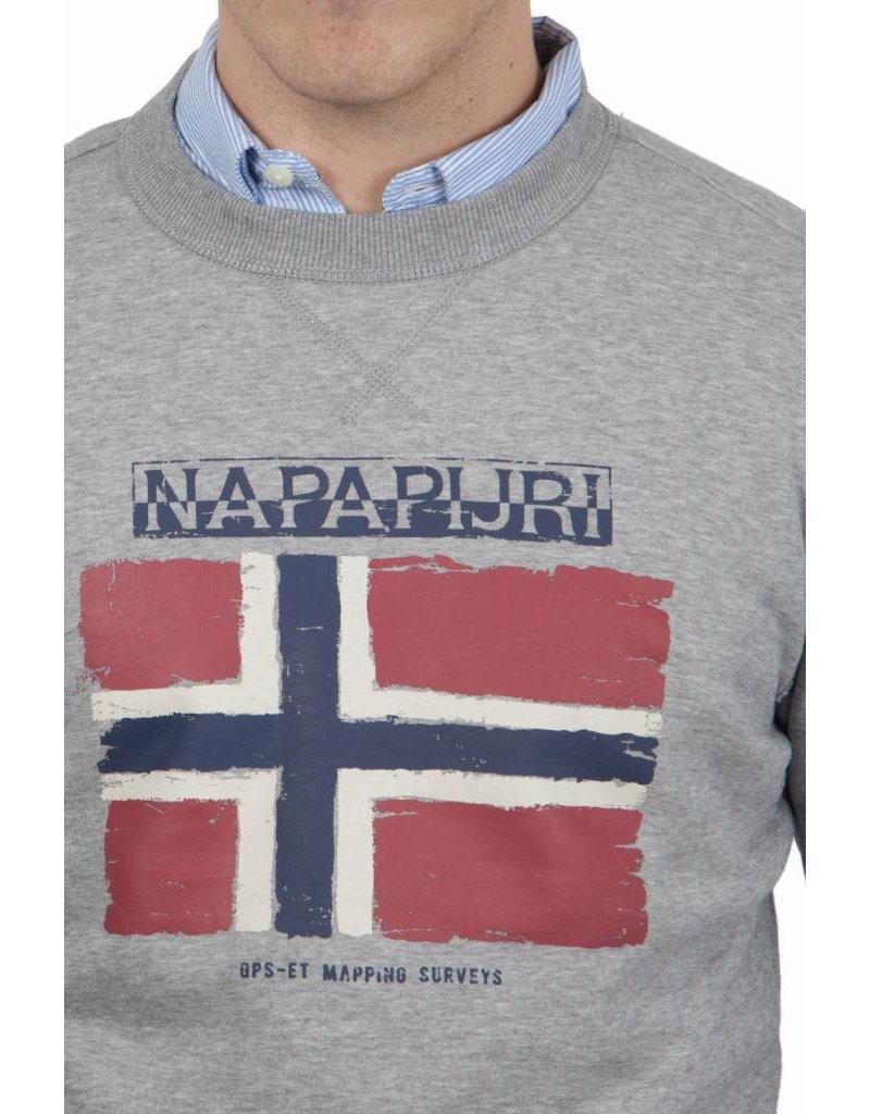 Napapijri ® Sweatshirt Flag
