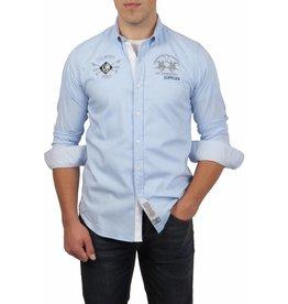 La Martina La Martina ® Oxford Shirt Country Polo