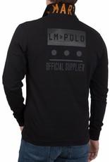 La Martina ® Polo Revolution Sweatshirt Schwarz