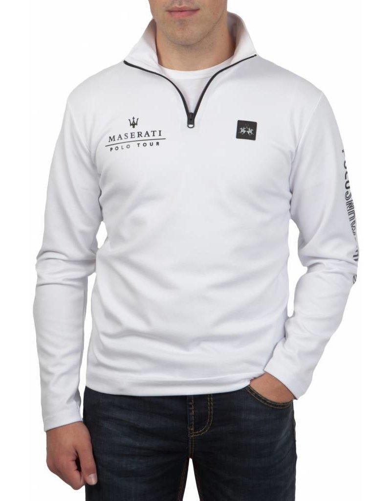 La Martina ® Sweatshirt Maserati Polo Tour