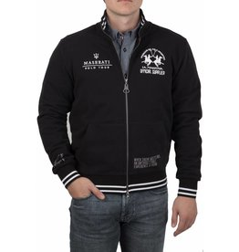 La Martina La Martina ® Sweatshirt Strickjacke Maserati Polo Tour