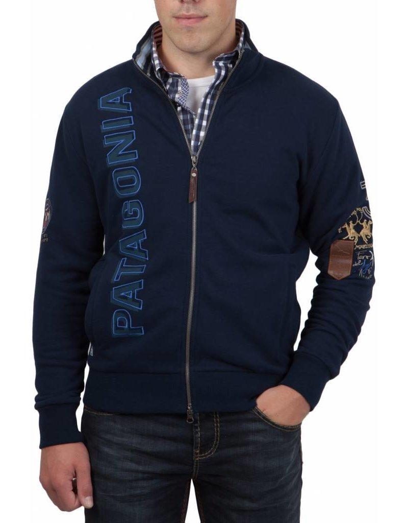 La Martina La Martina ® Sweatshirt Patagonia, Dunkelblau