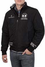 La Martina ® Maserati Jacke, Schwarz
