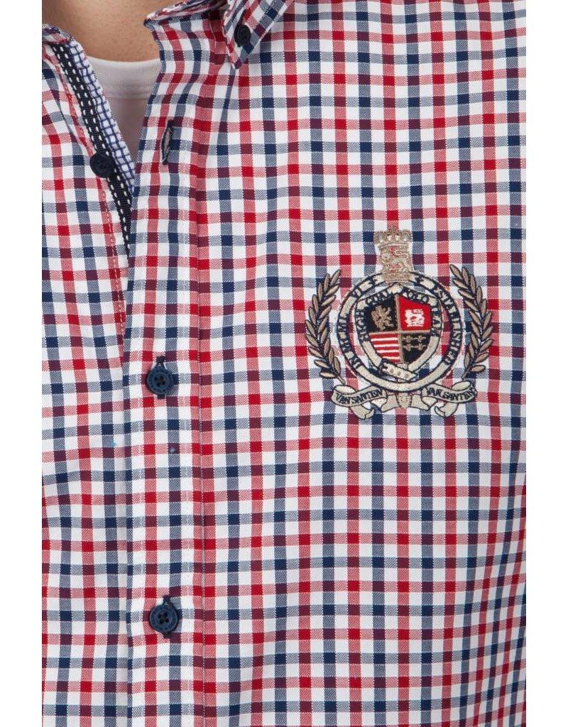 van Santen & van Santen ® Hemd multicolour Check