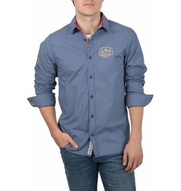 van Santen & van Santen van Santen ® Hemd Luxury Badge