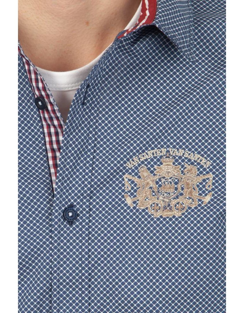 van Santen & van Santen ® Hemd Luxury Badge