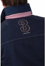 van Santen & van Santen ® Sweatshirt Polo Masters, Dunkelblau