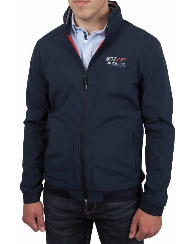 NZA - New Zealand Auckland ® Softshell Jacke