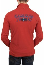 Napapijri ® Poloshirt l/s Logo