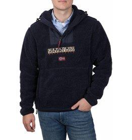 Napapijri Napapijri ® Hoodie Sweatshirt Sherpa-Fleece