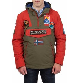 Napapijri Napapijri Rainforest Jacke, Badge