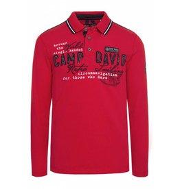 Camp David Camp David ® Poloshirt Retro Sailing