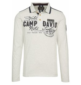 Camp David Camp David ® Poloshirt Retro Sailing