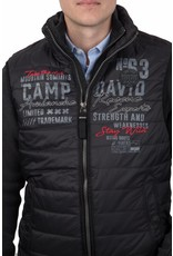 Camp David ® Bodywarmer Alpine Lifeguard, Schwarz