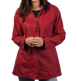 W & H Ladies Hunting Waxed Coat