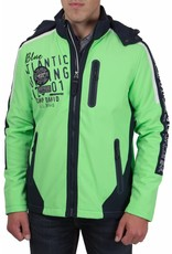 Camp David Softshell Jacke Arctic Surf