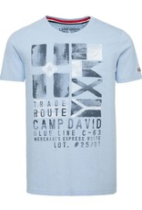 Camp David ® T-Shirt Cargo Route
