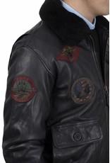 Top Gun , die offizielle Lederjacke