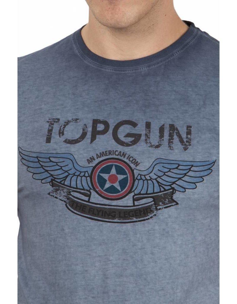 "Top Gun ® ""Wings Logo"" T-shirt"
