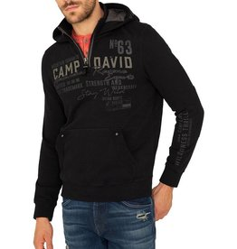 Camp David Camp David Hoodie Sweatshirt Alpine Lifeguard