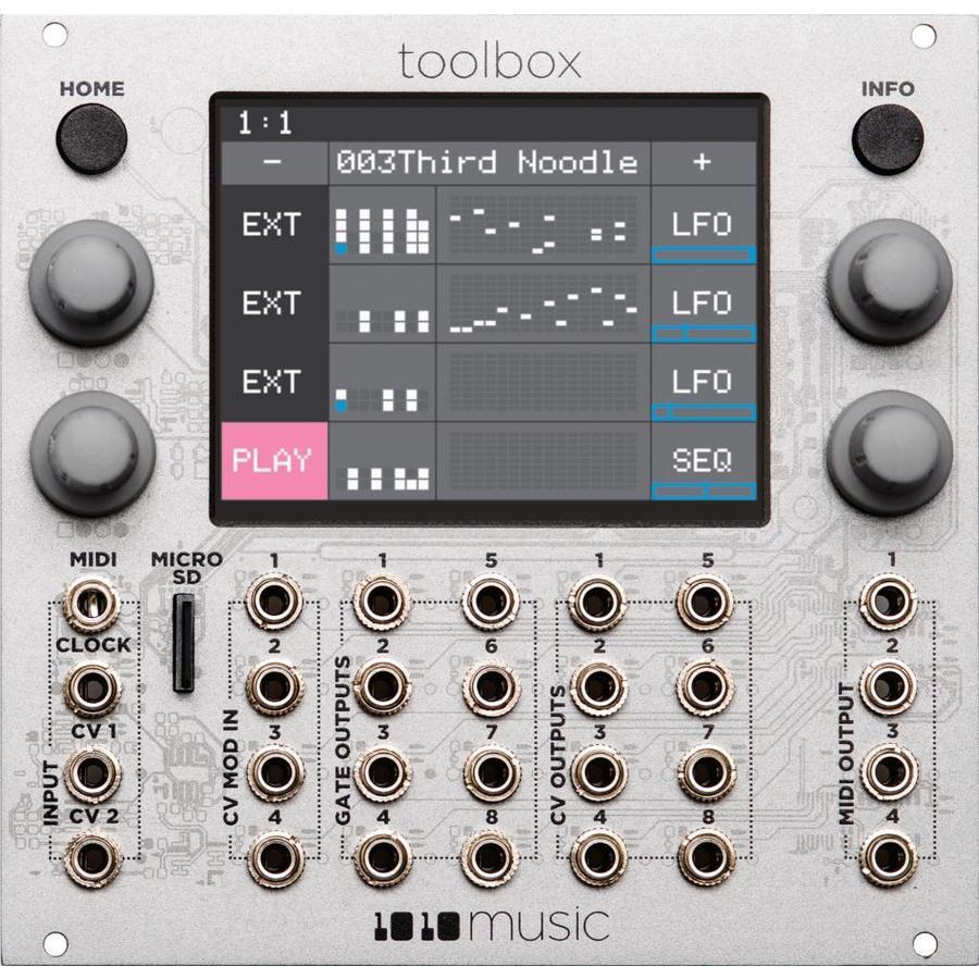 1010 Music - Toolbox