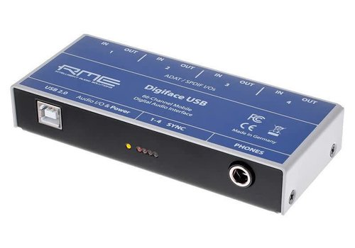 RME Digiface USB audio interface