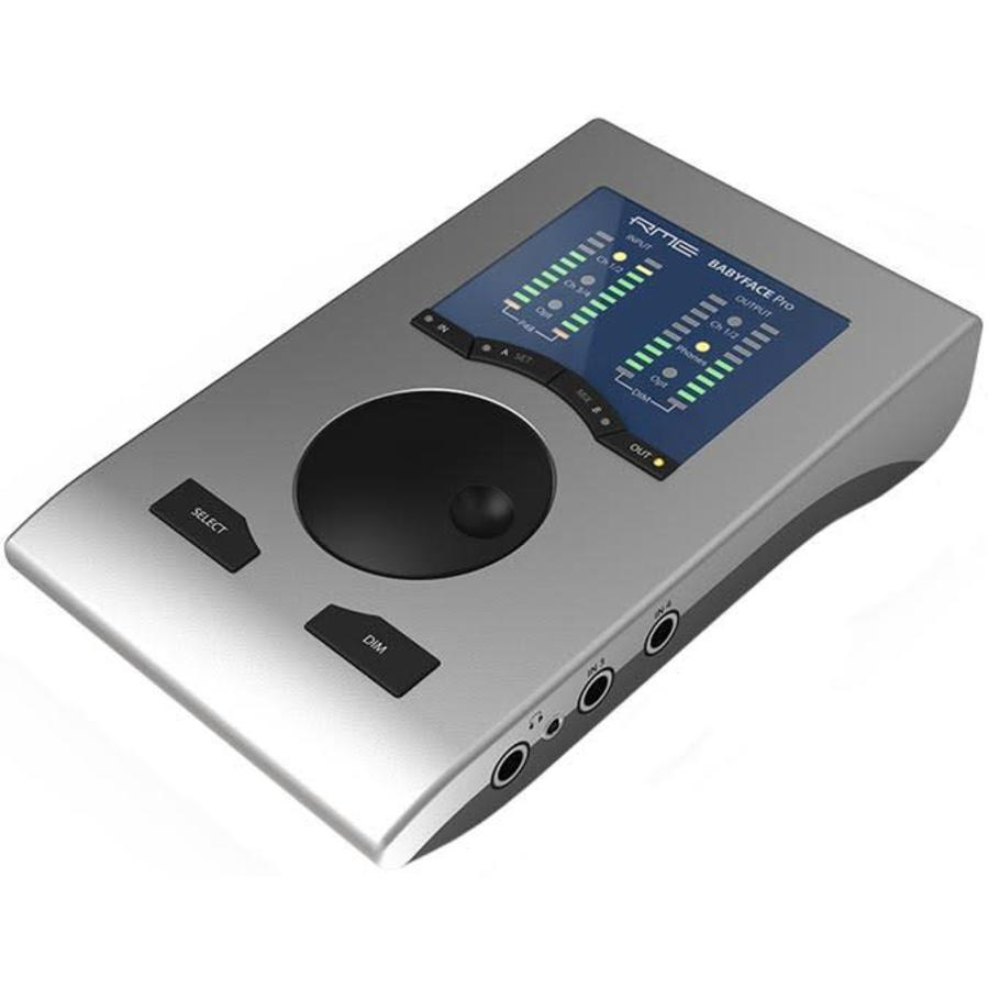 RME Babyface Pro USB audio interface
