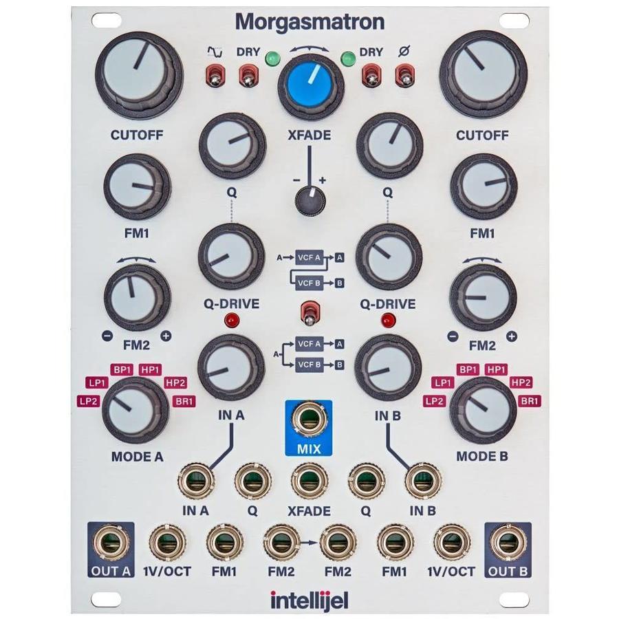 Intellijel Designs - Morgasmatron